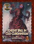 RPG Item: Aegis of Empires 6: Knight Fall in Old Curgantium (5E)