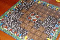 Board Game: Metro