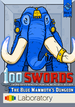 Board Game: 100 Swords: The Blue Mammoth's Dungeon