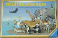 Board Game: Wildlife Adventure