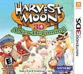 Video Game: Harvest Moon: A New Beginning
