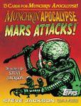 Board Game: Munchkin Apocalypse: Mars Attacks!