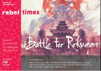 Issue: Rebel Times (Issue 130 - Jul 2018)