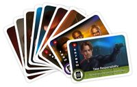 Board Game Accessory: The Resistance: Replacement Plot Cards