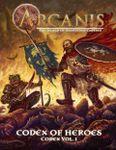 RPG Item: Codex of Heroes: Codex Vol. 1