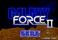 Video Game: Galaxy Force II