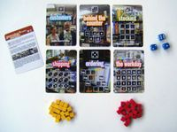 Board Game: Gameshop Workday