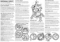 RPG Item: Rampaging Robot