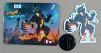 Board Game Accessory: King of Tokyo/King of New York: Fenrir (promo character)