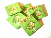Board Game: Carcassonne: The Cult