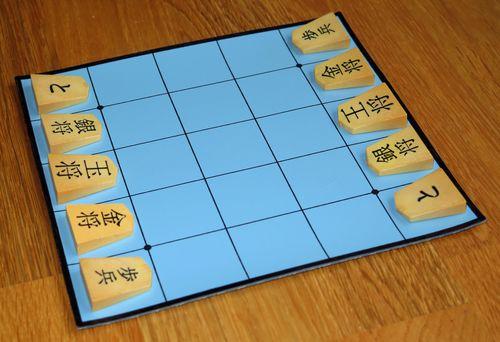 Board Game: Kyoto Shogi