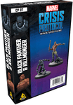 Board Game: Marvel: Crisis Protocol – Black Panther and Kilmonger
