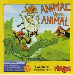 Animal Upon Animal Cover Artwork