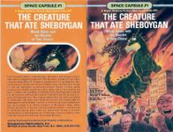 Board Game: The Creature That Ate Sheboygan
