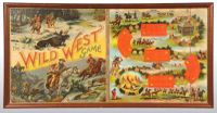 Board Game: The Wild West Game