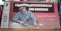 Board Game: Milleranagrams