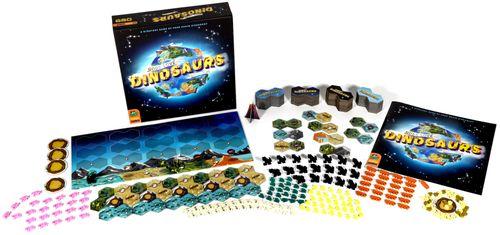 Board Game: Gods Love Dinosaurs
