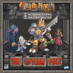 "Board Game: Clank! Legacy: Acquisitions Incorporated – The ""C"" Team Pack"