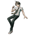 Character: Hajime Hinata
