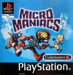 Video Game: FoxKids.com Micro Maniacs Racing