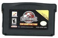 Video Game: Jurassic Park 3: The DNA Factor