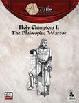 RPG Item: Holy Champions I: The Philosophic Warrior