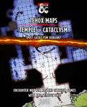 RPG Item: Tehox Maps Temple of Cataclysm (Post Cataclysm Version)