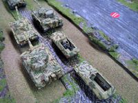 Board Game: Frontline General: Italian Campaign Introduction