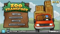 Video Game: Zoo Transport