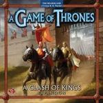 Board Game: A Game of Thrones: A Clash of Kings Expansion