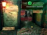 Video Game: Time Mysteries: The Final Enigma