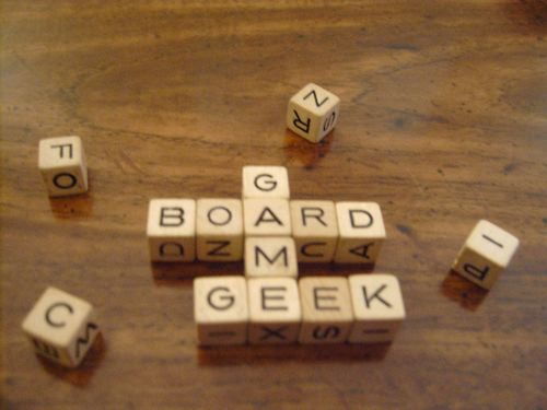 Board Game: Spill and Spell