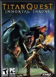 Video Game: Titan Quest: Immortal Throne