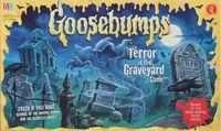 Board Game: Goosebumps: Terror in the Graveyard Game