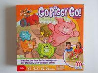 Board Game: Go Piggy Go!