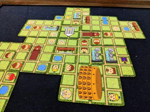 Board Game: Micro Rome