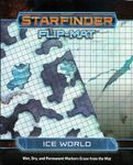 RPG Item: Starfinder Flip-Mat: Ice World