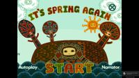 Video Game: It's Spring Again