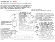RPG Item: The Shard of Akon