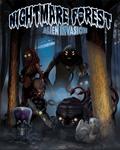 Board Game: Nightmare Forest: Alien Invasion