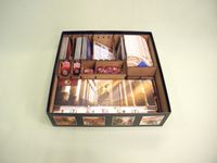 Board Game Accessory: 7 Wonders: Tower Rex Organizer