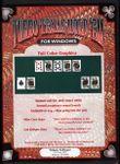 Video Game: Turbo Texas Hold'em