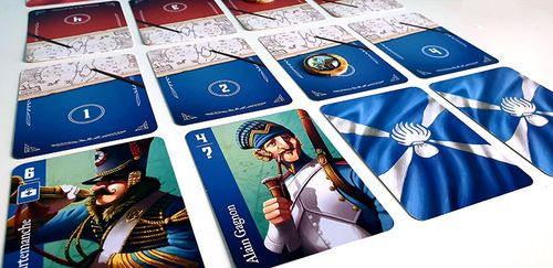 Board Game: Spies & Lies: A Stratego Story