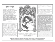 RPG Item: The Complete Fool's Catalog: Inane Items