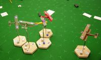 Board Game: Canvas Eagles: War in the Skies 1914 - 1918