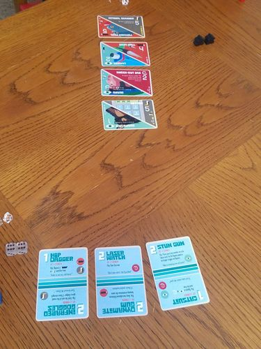 Board Game: Agents Of S.M.U.S.H.