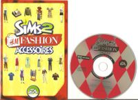 Video Game: The Sims 2: H&M Fashion Stuff