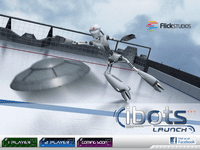 Video Game: iBots Launch