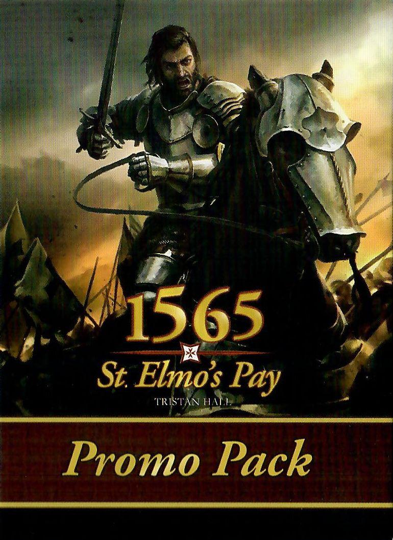 1565, St. Elmo's Pay: Promo Pack