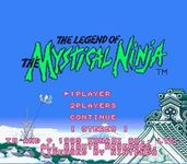 Video Game: Legend of the Mystical Ninja